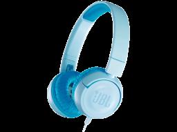JBL-JR300-Casque-On-Ear-Bleu