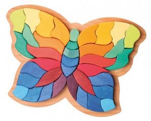 Puzzle-papillon